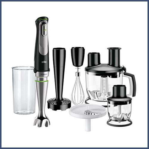 In-depth review of Braun MultiQuick 9 series (MQ9087X / MQ9097) hand blender