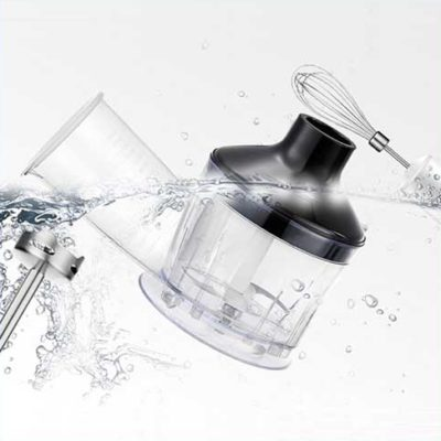 How to clean a hand blender
