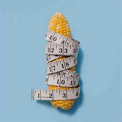 Healthy snack – easy, corny, cheesy !