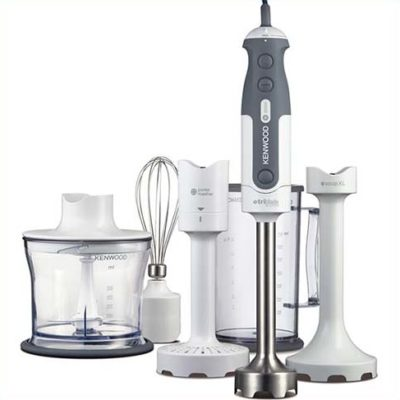In-depth review of Kenwood Triblade HDP406WH hand blender