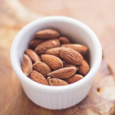 All about almonds – and how to use them.