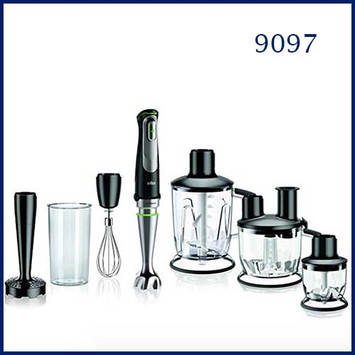 braun MQ9087x hand blender set