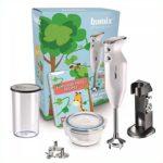 Bamix BabyLine Box hand blender set