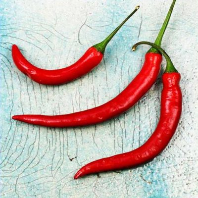 The Cayenne Chili Pepper