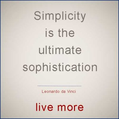 Simplicity delivers…