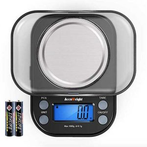 mini precision kitchen scales