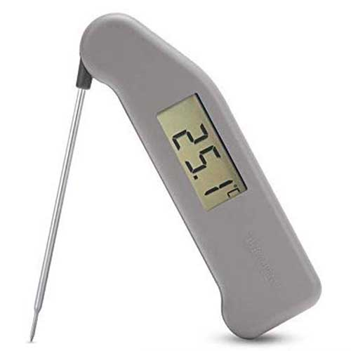 digital thermometer for meat and jam