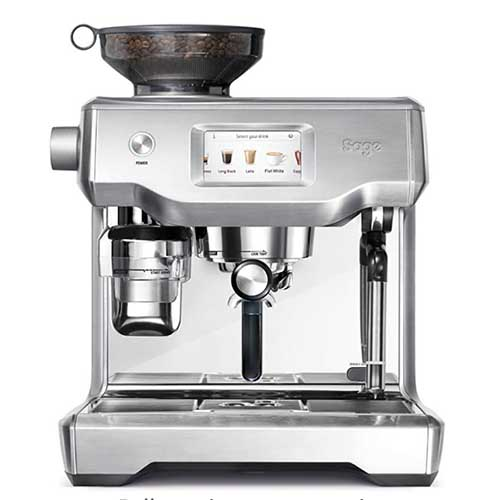 the oracle touch fully automatic espresso machine