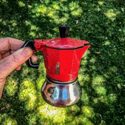 Is it a Spanish Percolator, Mokapot, Cafeteria, or Greca !