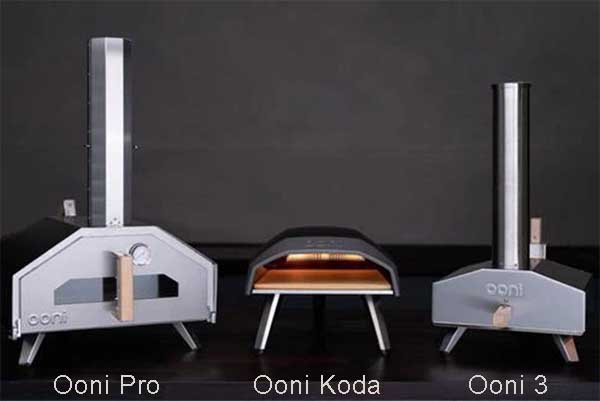 comparing ooni ovens
