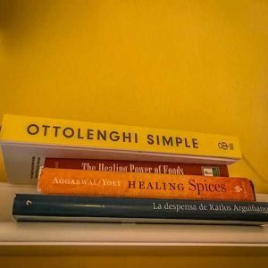 Simple recipe book by Ottolenghi