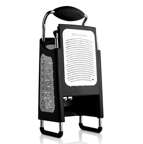 flat pack grater