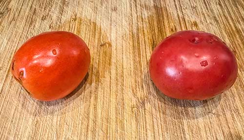which tomato is best for pan tumaca