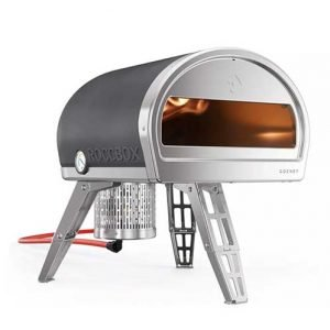 Roccbox - the 2nd best outdoor pizza oven