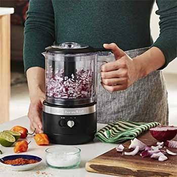 kitchenaid variable speed cordless immersion blender