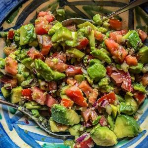 best guacamole - tomatoes or no tomatoes