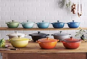 le creuset all purpose all colour cooking pot with lid