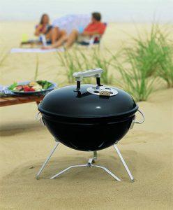 weber smokey joe beach bbq